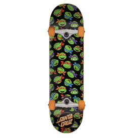 Santa Cruz TMNT All Over Turtle Complete (8.0)