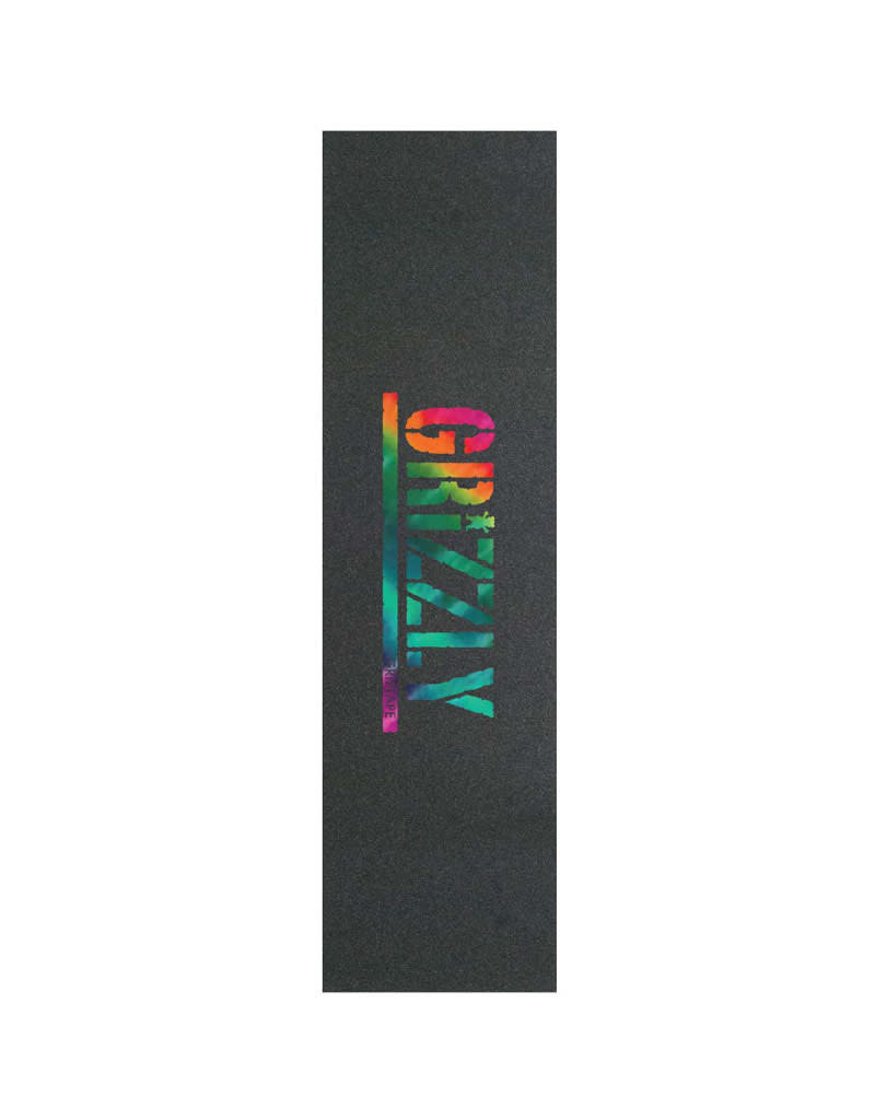 Grizzly Grizzly Griptape Peyote Stamp