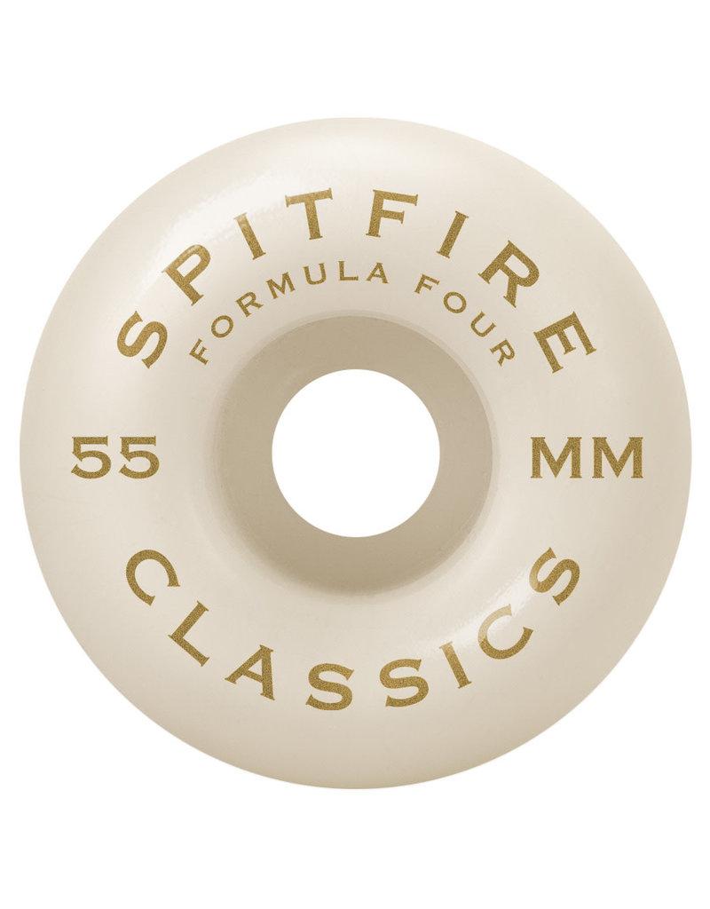 Spitfire Spitfire Formula Four 99D Classic Wheels (55mm)