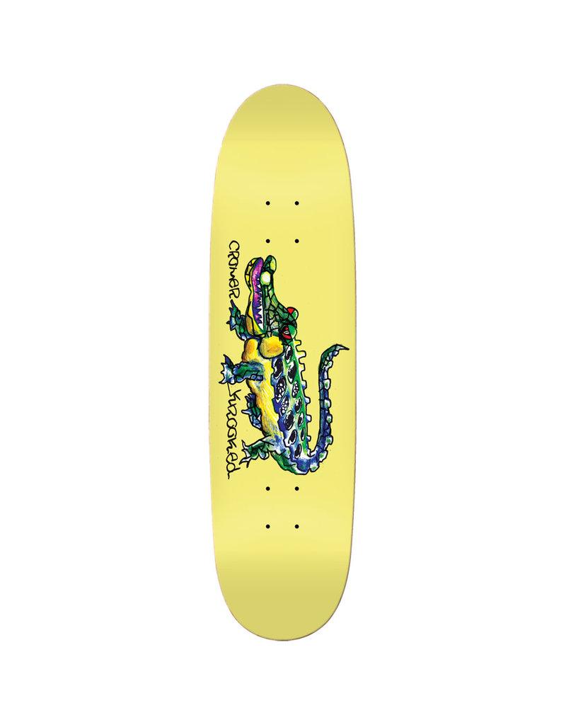 Krooked Krooked Cromer Gator Deck (8.38)