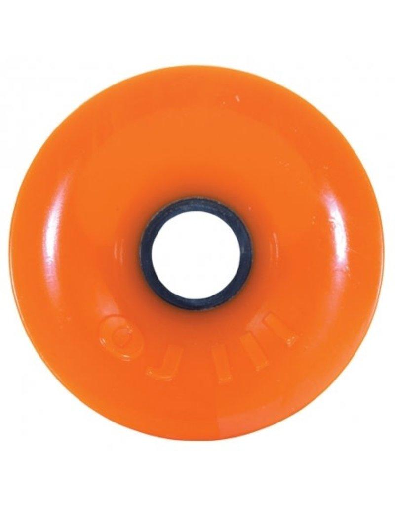 Ojs OJ Thunder Juice Wheels 78A (75mm) Orange