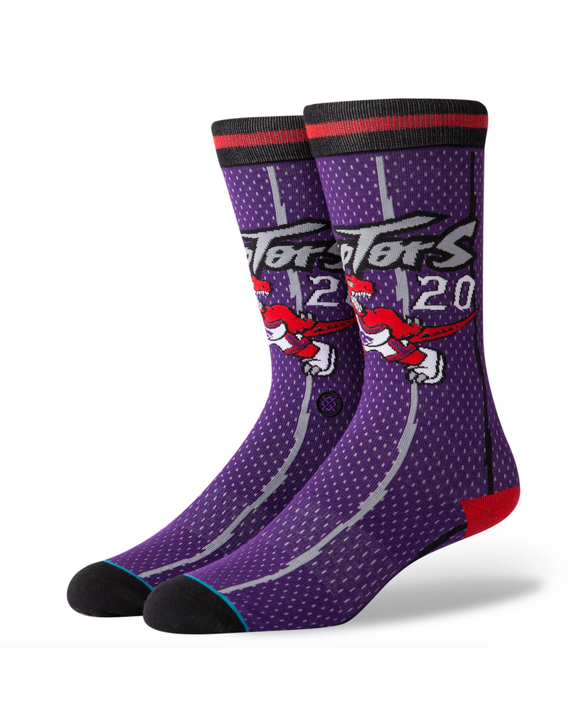 Stance Stance NBA Raptors 96 Socks