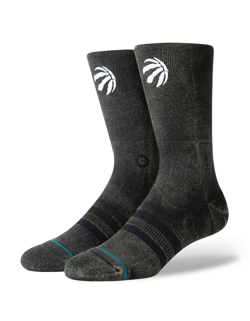 Stance Stance NBA Raptors Blacktop Socks