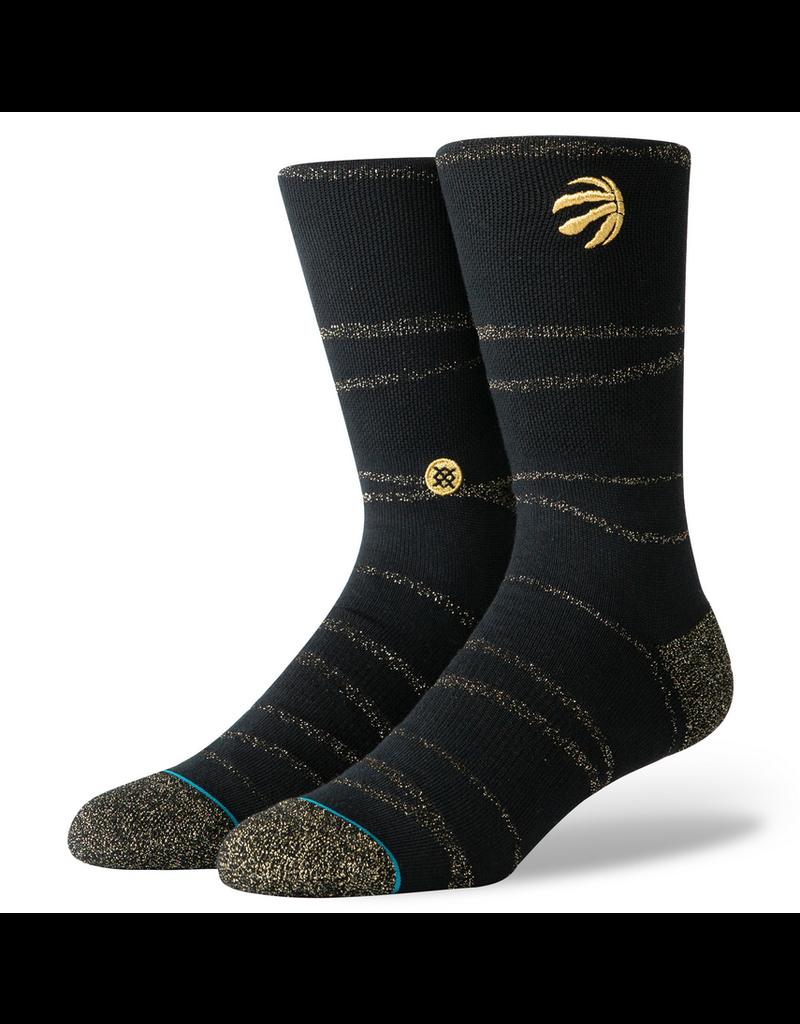 Stance Stance NBA Raptors Trophy Twist Socks
