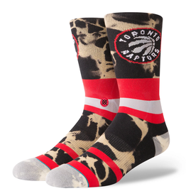 Stance Stance NBA Raptors Acid Socks
