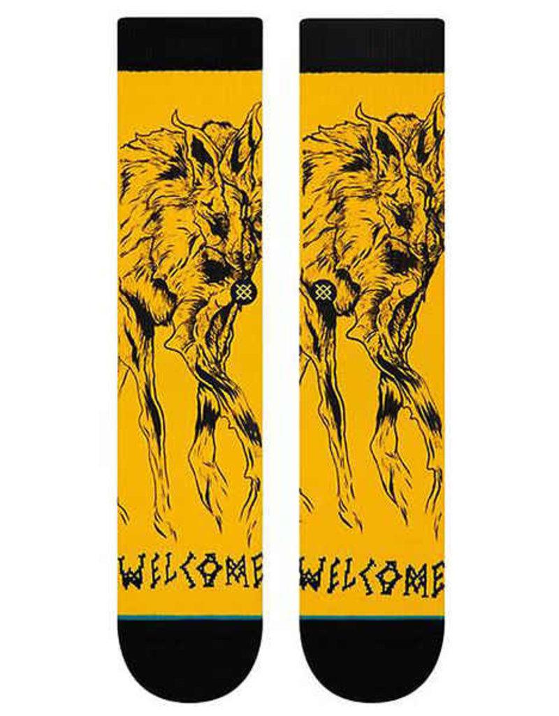 Stance Stance x Welcome Skateboards Wolves Socks