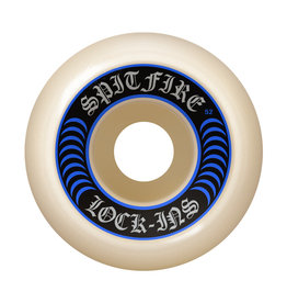Spitfire Spitfire Lock-Ins Wheels 99D (52mm)