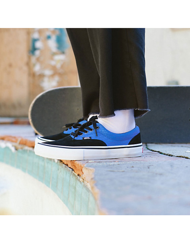 Vans Era Pro Shoes blue Crocodile Rowan Zorilla