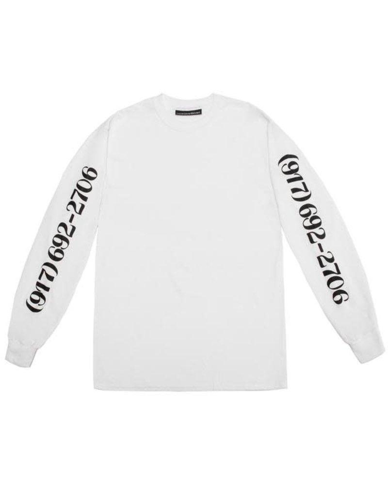 Call Me 917 Call Me 917 Dialtone Longsleeve Shirt