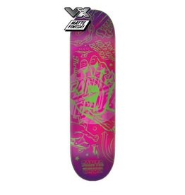 Santa Cruz VX Flash Hand Deck (8.5)