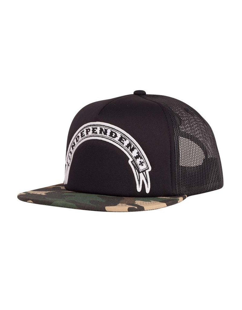 Independent Independent Steady Mesh Trucker Hat