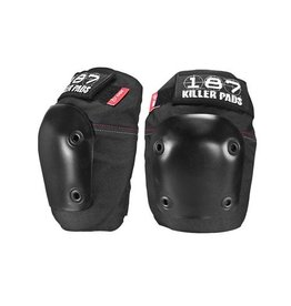 187 187 Killer Pads Fly Knee Pads Set