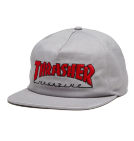 Thrasher Thrasher Outlined Snapback Hat