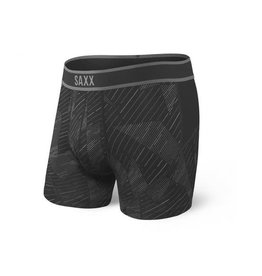 Saxx Saxx Kinetic Boxers Black Shattered
