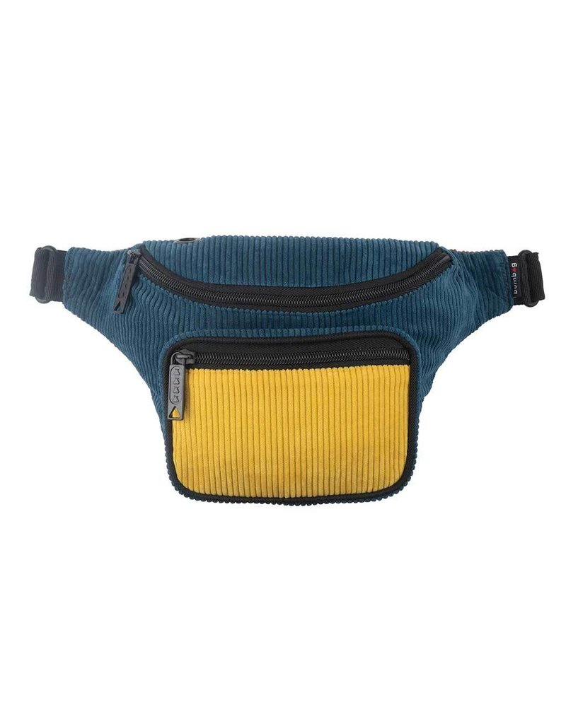 Bumbag Bumbag Deluxe Hip Groove Pack (navy yellow maroon)