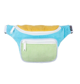 Bumbag Bumbag Deluxe Hip Groove Pack (pastel tones)