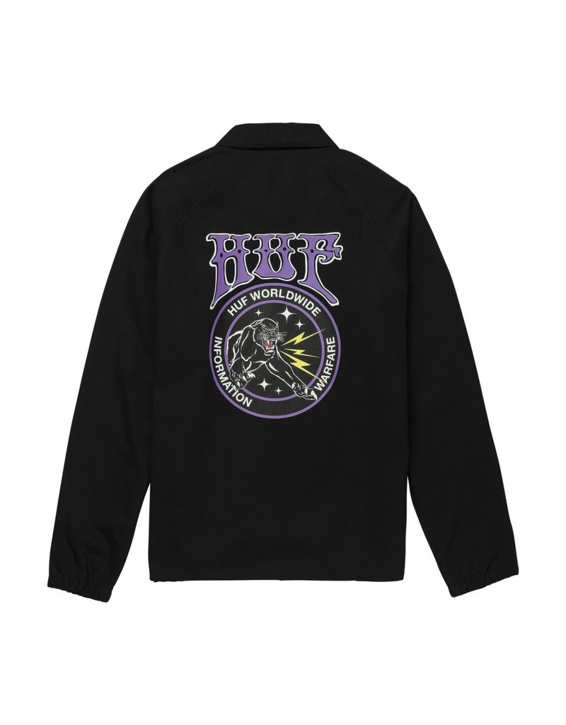 Huf Huf Info Wareface Coaches Jacket