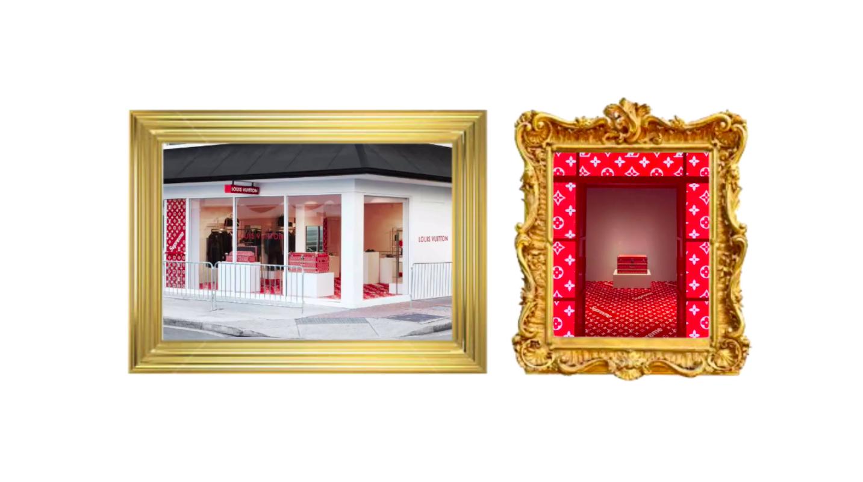 Supreme Louis Vuitton collection