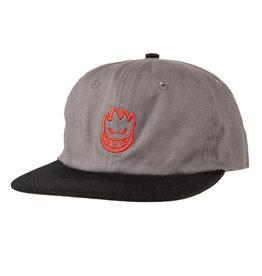 Spitfire Spitfire Lil Bighead Strapback Hat (Char/black/red)
