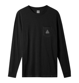 Huf Huf Peak Patch L/S Pocket T-Shirt