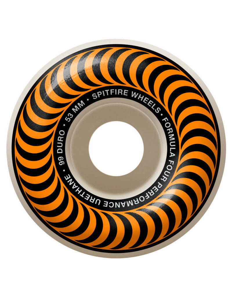 Spitfire Spitfire Formula Four 99D Classic Wheels (53mm)