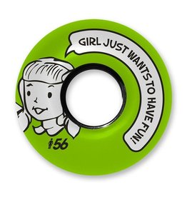 Girl Funnies Soft Cruiser Wheels