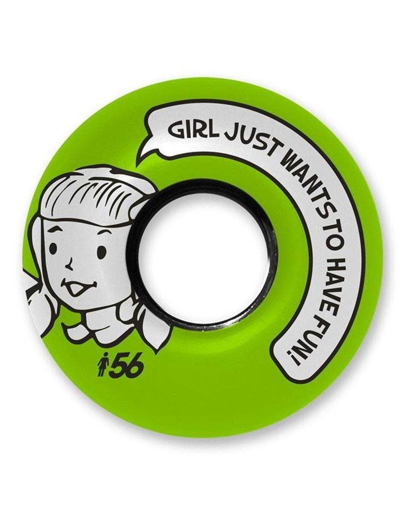 Girl Funnies Soft Cruiser Wheels