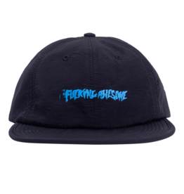 Fucking Awesome Fucking Awesome Stamp 6 Panel Hat (black)
