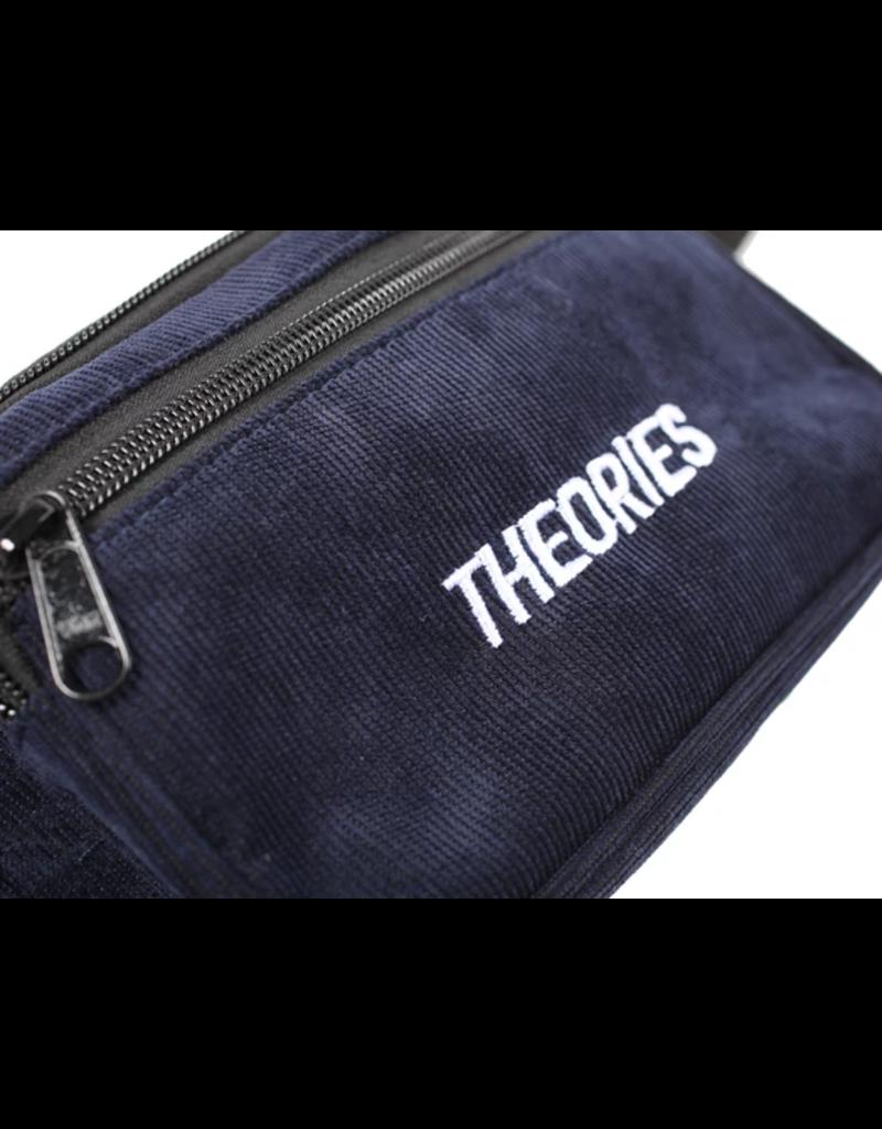 Theories Theories Stamp Day Pack (navy corduroy)