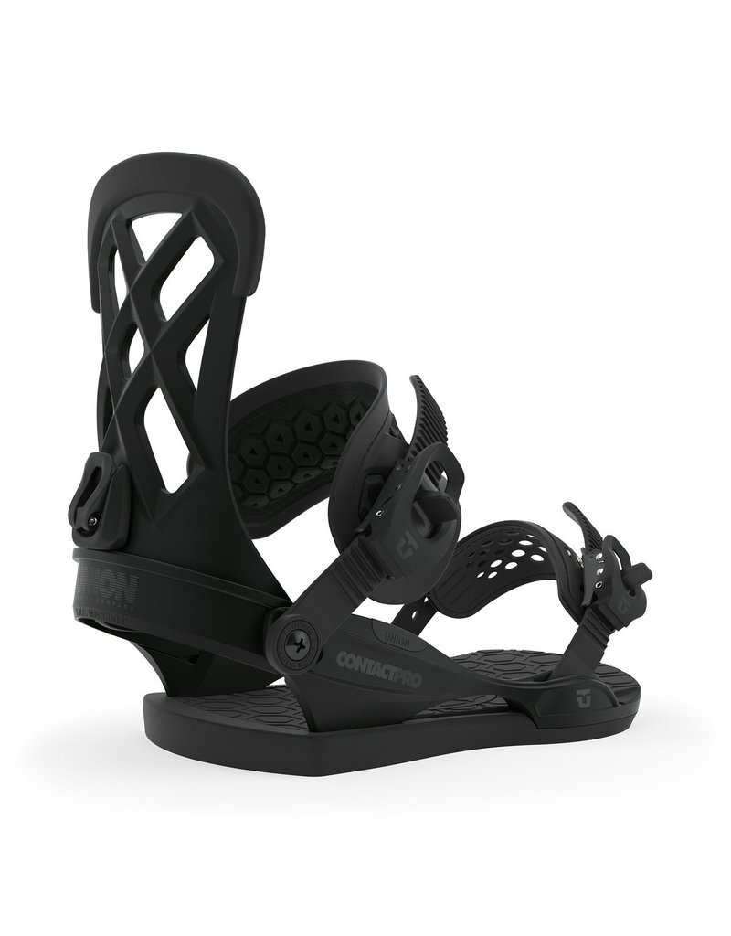 UNION CONTACT PRO BINDINGS BLACK