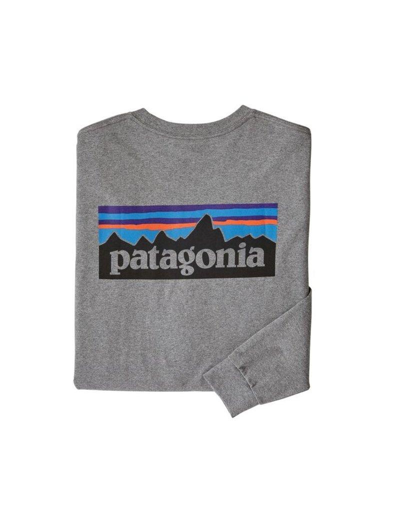 Patagoni p-6 logo longsleeve