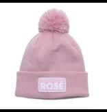 Coal Coal Vice Beanie Rose Pink