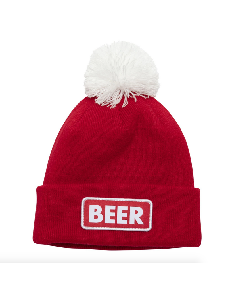 Coal Coal Vice Beanie Beer Red
