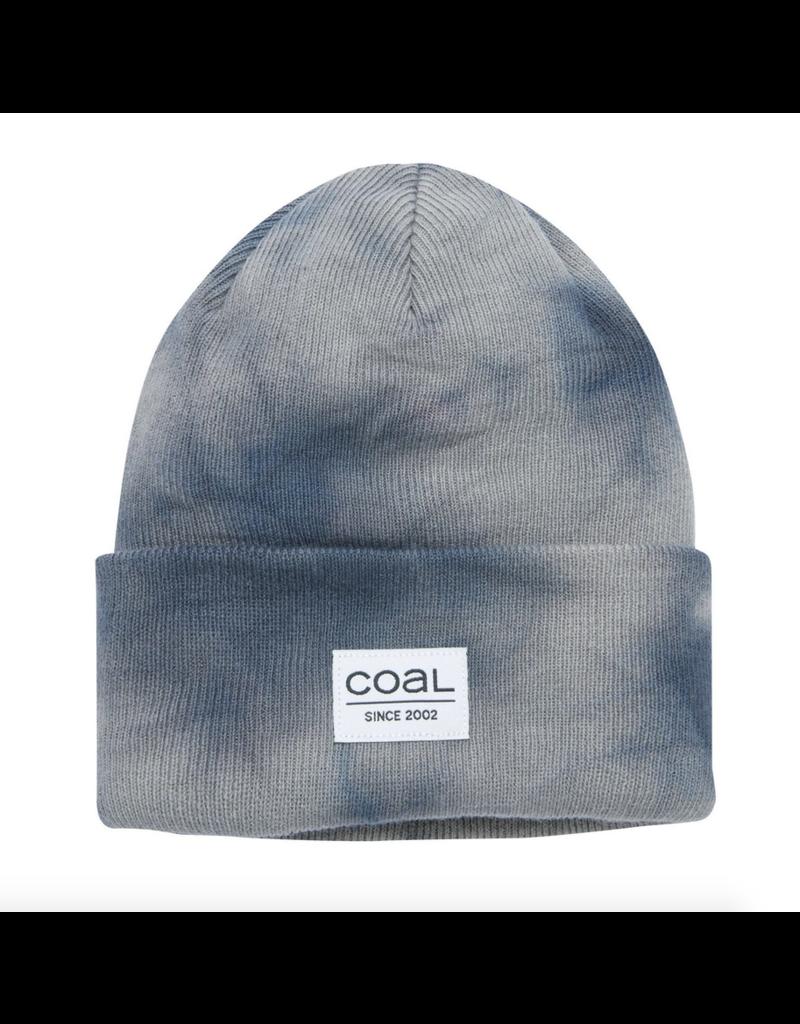 Coal Coal Standard Beanie Grey tie dye