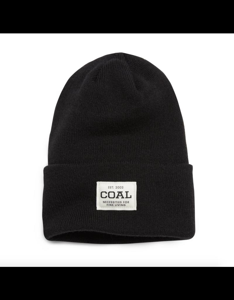 Coal Coal Uniform Beanie Black