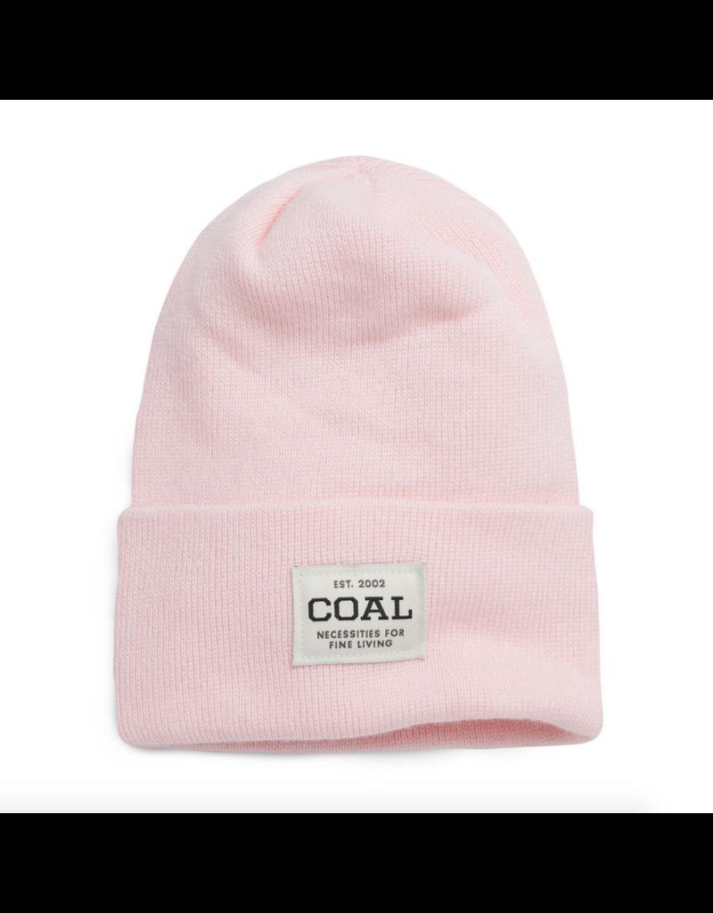 Coal Coal Uniform Beanie Pink