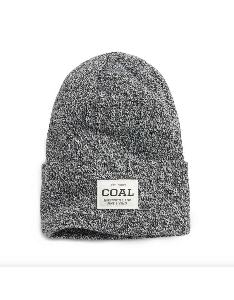 Coal Coal Uniform Beanie Black Marl
