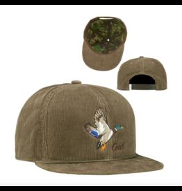 Coal Coal Wilderness Duck Hat Light Brown