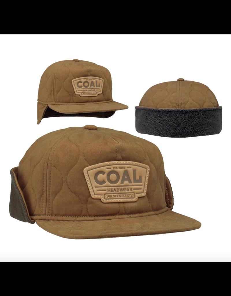 Coal Coal Cummins Hat  L Light Brown