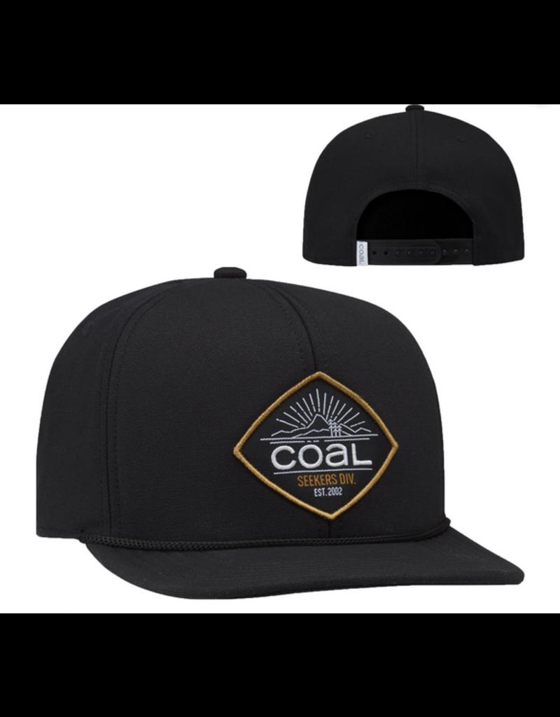 Coal Coal The Bend Hat Black