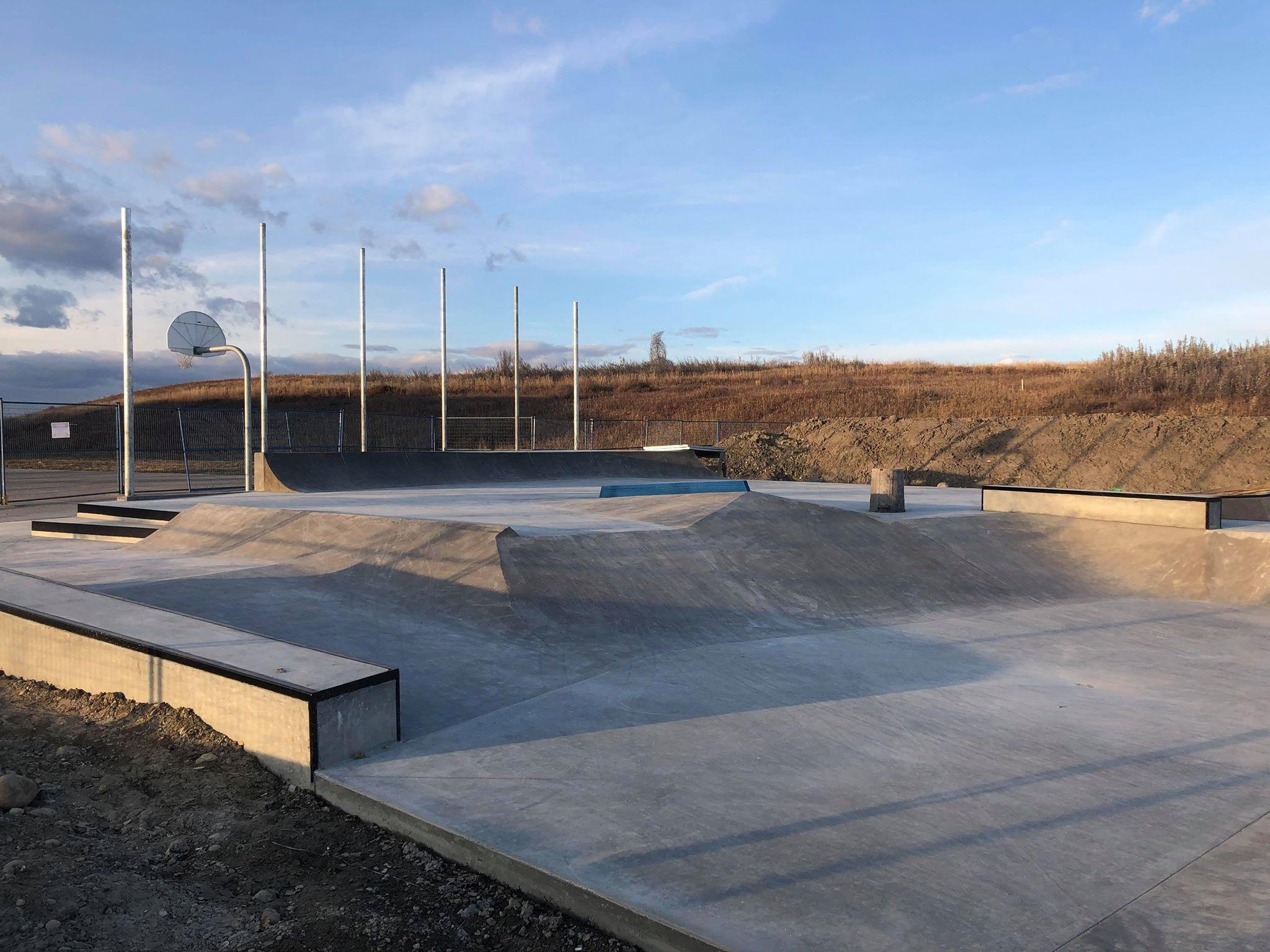 Rocky Ridge Skatepark Calgary
