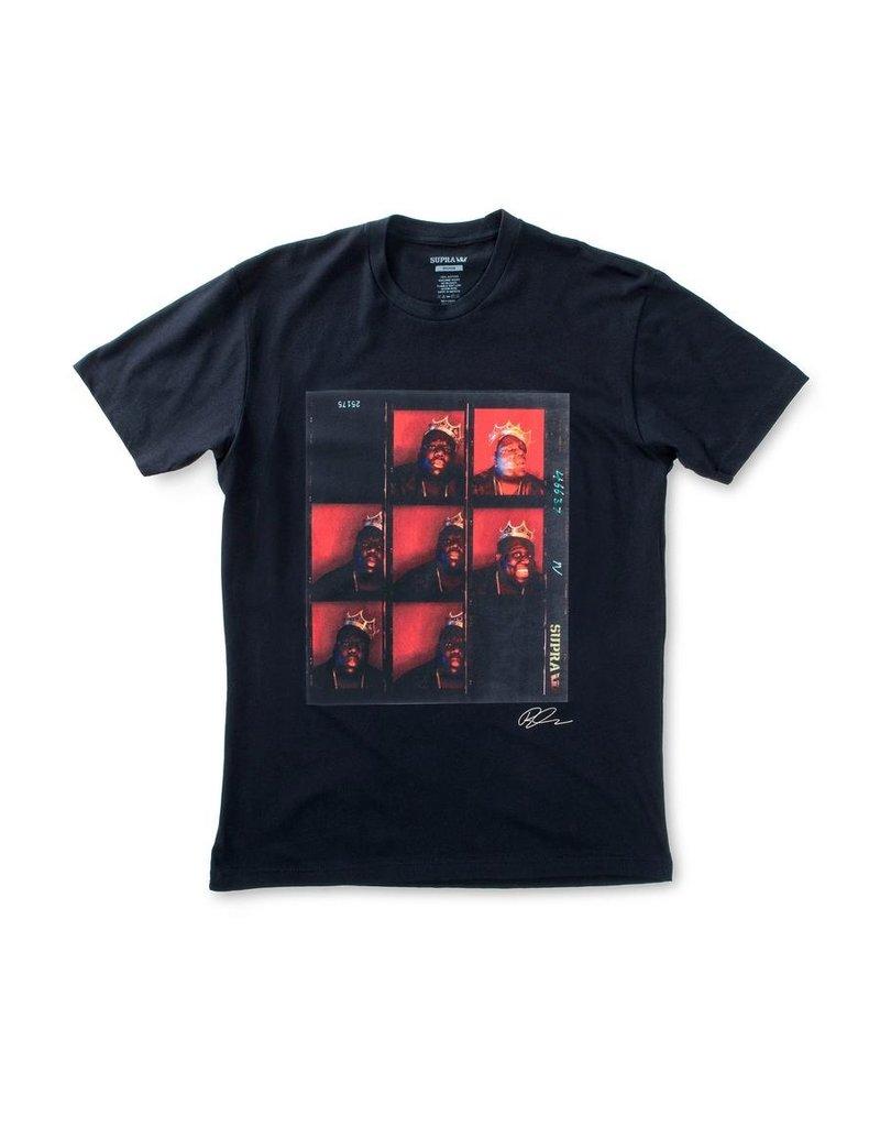 Supra Biggie Smalls T-Shirt king of new york nyc