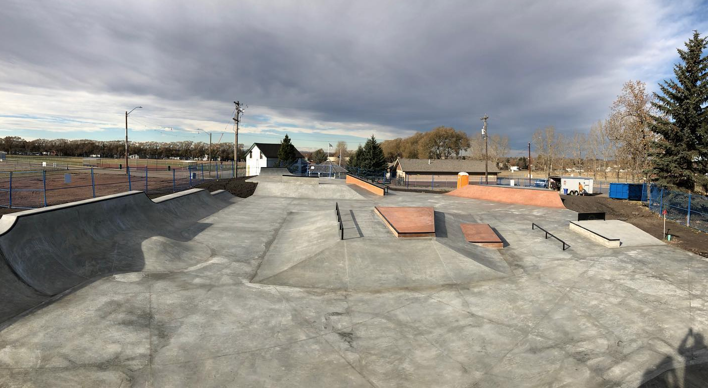 Innisfail Skatepark Is Open