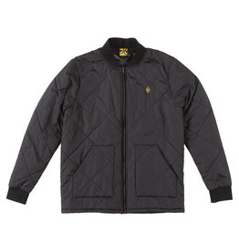 Krooked Krooked Diamond K Quilted Jacket