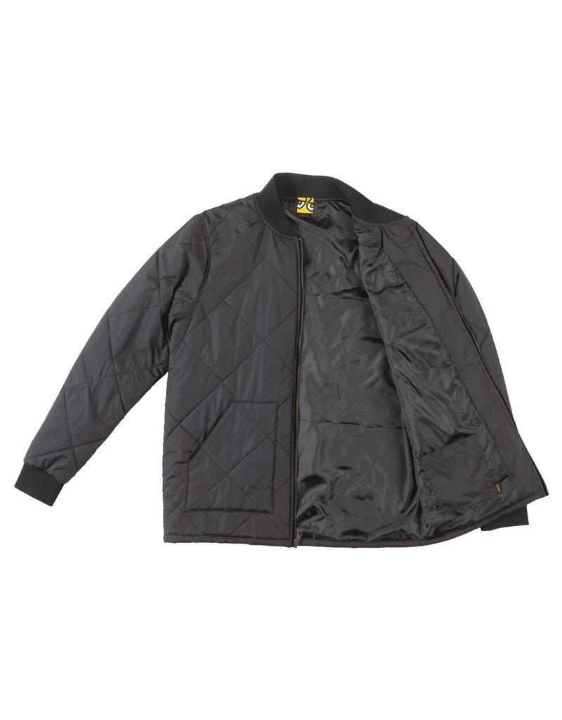 Krooked Krooked Diamond K Quilted Jacket