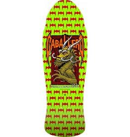Powell Peralta Powell Peralta Steve Caballero Lime Dragon Deck