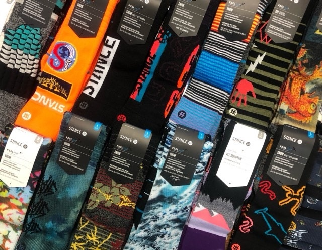 Stance Winter Socks Are Here
