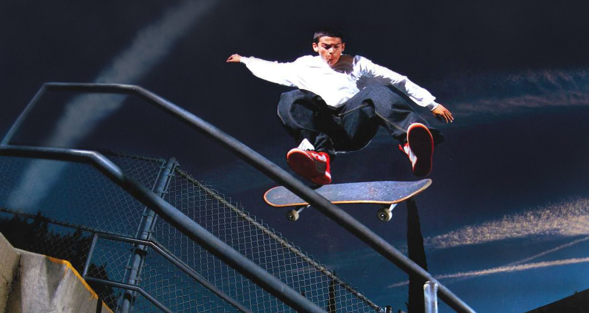 Paul Rodriguez First Nike SB Ad
