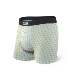 Saxx Saxx Vibe Boxers Blue Happy