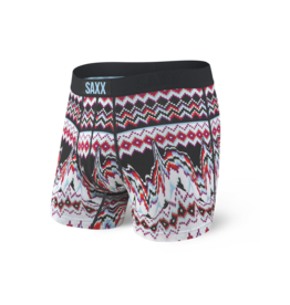 Saxx Saxx Vibe Boxers Black Tribal Melt
